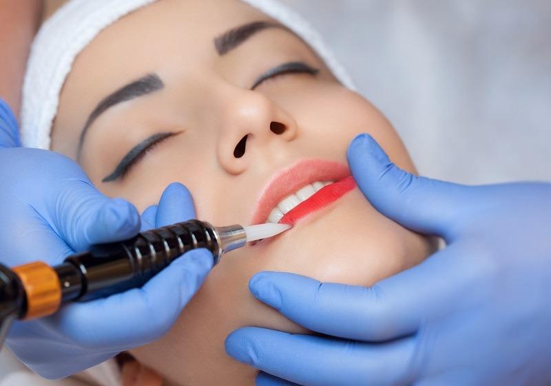 micropigmentación labios Elche Alicante