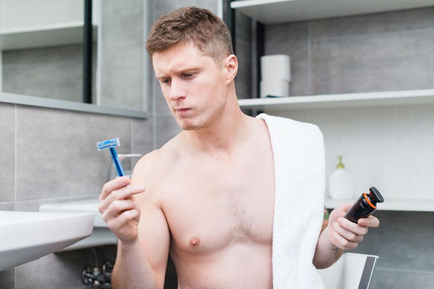 depilacion masculina elche
